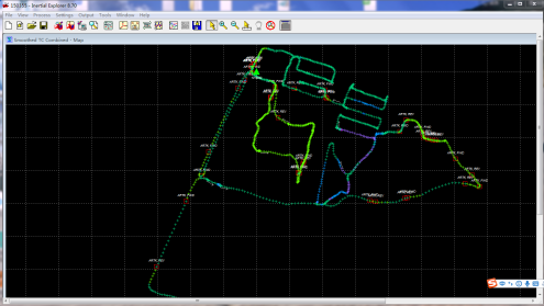 Inertial Explorer 软件解算点云工程.png